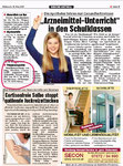 Vorankündigung in der Kronen Zeitung (10. Mai 2017, S. 47)