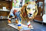 Matthias Laurenz Gräff, Die Löwen sind los!