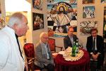 Bernd Moldan, Hannes Swoboda, Eric Frey, Emil Brix