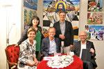 Indra Collini, Georgia Kazantzidu, Helmut Hofer-Gruber, Matthias Laurenz Gräff, Bernd Pinzer
