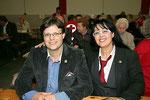 Matthias Laurenz Gräff und Georgia Kazantzidu, Rot Kreuz Heuriger Horn, Foto von Hilda Schwameis