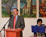 Museumsdirektor Univ-Doz. Dr. Friedrich Polleroß, Eröffnungsrede zur Ausstellung von Matthias Laurenz Gräff