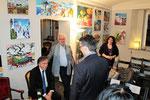 Emil Brix, Hannes Swoboda, Eric Frey