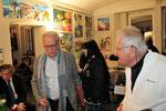 Emil Brix, Hannes Swoboda, Georgia Kazantzidu, Bernd Moldan