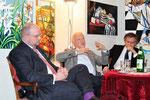 Philipp Jauernik, Hannes Swoboda, Emil Brix