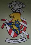 Matthias Laurenz Gräff, Sujet Heraldik. Wappen der Meinhardiner (Görzer Linie)