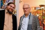 Klaus Bergmaier und Hannes Swoboda