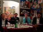 Dir. Günter Steindl, Werner Gruber, NR Martina Diesner-Wais, Herbert Kolinsky