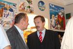 GGR Gerald Steindl, Werner Gruber (Foto GR Klaus Bergmaier, SPÖ Niederösterreich)