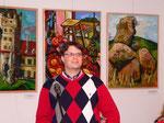 Matthias Laurenz Gräff spricht über seine Ausstellung
