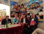 Werner Gruber, NR Martina Diesner-Wais, Herbert Kolinsky, NR Alois Kainz