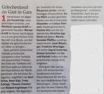 Bericht in den NÖN Horn (Woche 28)