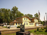 Bahnhof Hasselfelde Schmalspurbahn