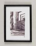Estudio-Necropolis-041 - Dibujo sobre papel 45cm X 34cm