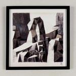 Estudio-Necropolis-035 - Dibujo y óleo sobre papel 27cm X 27cm