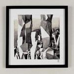 Estudio-Necropolis-030 - Dibujo y óleo sobre papel 27cm X 27cm