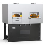 Wood Stone Corporation Designer Serie Gastro Backofen