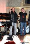 Austropopnight in Korneuburg (Gary Lux und Ulli Winter)
