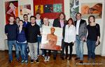"""Ausstellung """"Leidenschaft"""" im Stadtsaal Korneuburg"""