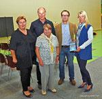 Gruppenfoto am 2. Korneuburger Sport- u. Gesundheitstag