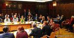 Konstituierende Gemeinderatssitzung im Korneuburger Rathaus