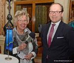 Neujahrsempfang und Überreichung von Wirtschaftsmedaillen im Korneuburger Rathaus