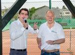 Siegerehrung der Korneuburger Tennisstadtmeisterschaften 2014