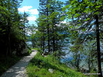 Weg um den Altaussersee