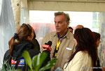 ORF Landesstudio Niederösterreich feiert den 45. Geburtstag (Alfred Jaklitsch von den Seern)