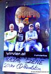 CD-Präsentation von Wir 4 in der Szene in Wien