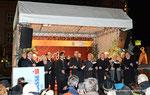 Männerchor der Kärntner in Wien am Korneuburger Adventmarkt