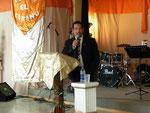 Rev. Candelaria Anuncio el Concierto Nueva Cosecha Music Fest