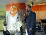 """Rev. Jose Eliut Rodriguez exhorta en su mensaje """"Estamos llamados a Trabajar"""""""