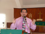 Rev. Dr. Isaac A. Candelaria - Pastor General