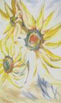 Swing II, Öl auf Leinwand, 60/100 cm, Vivian Wieling, 370 Euro