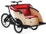 Triobike Taxi Cargo e-Bike 2021