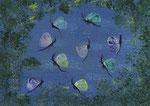 Aquarellpapier 21 x 15 cm