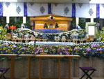 神葬祭花祭壇