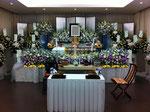 デザイン花祭壇