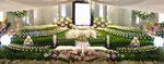 社葬デザイン花祭壇