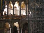 "le balcon d'Aya Sofya (""Sainte Sophie"")"