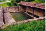 un lavoir de Barran