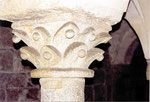 un châpiteau du XIVème siècle