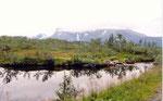 le lac de Korgfjellet