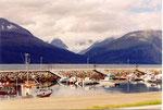 le port de Skibotn