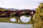le pont de Puente la Reina