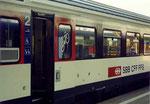 le wagon vélo des trains suisses