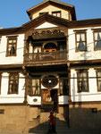 une maison ottomane ancienne d'Ankara