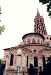 le choeur de St Sernin