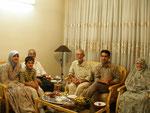 dans la famille d'un ami cyclo iranien